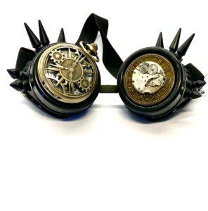 Steampunk goggles 21