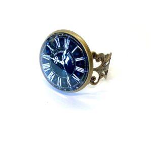 Steampunk ring 65
