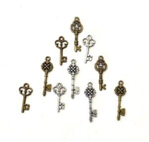 Steampunk sleutel 5