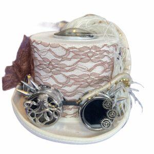 Steampunk hoed Alaska