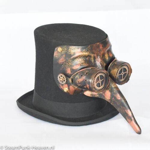 Steampunk hoed Kol