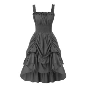 Steampunk dames jurk Kiana
