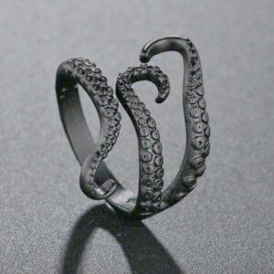Steampunk ring 51