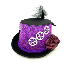 Steampunk hoed Mary-Lou